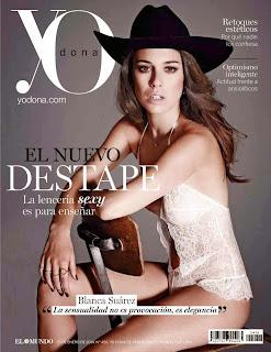 Blanca Suarez Yo Dona Spain Magazine Photoshoot January 2014 HQ Pictures
