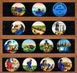 Plaques lanterne Gulliver