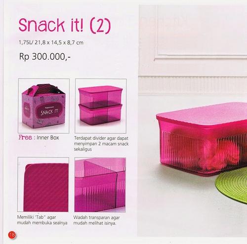 Tupperware Promo Agustus 2014 Snack It (2)