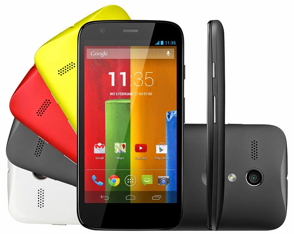 Best Smartphones: Moto G, Motorola offers a lesson