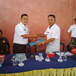 Camat SP Padang Rugi Rp 3 Juta