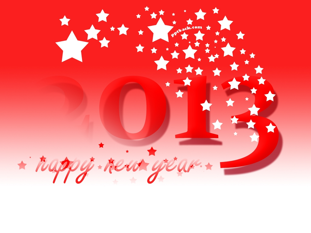 Most Beautiful Happy New Year Wishes Greetings Cards Wallpapers 2013 002