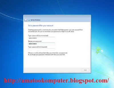 Cara Instal Windows 7 Lengkap 1, Windows 7, Tips Komputer 15