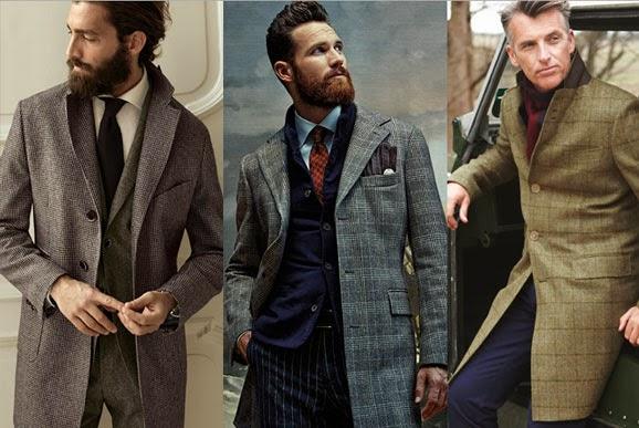 Erkek Palto Modası