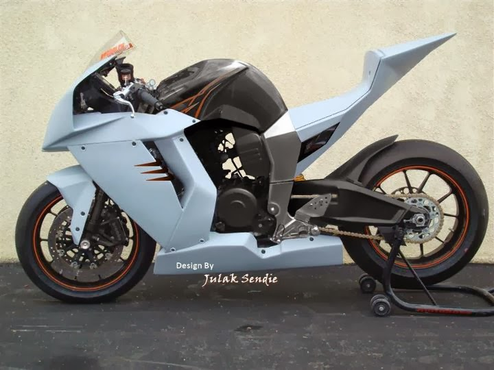 Foto Yamaha Byson Terbaru 2014