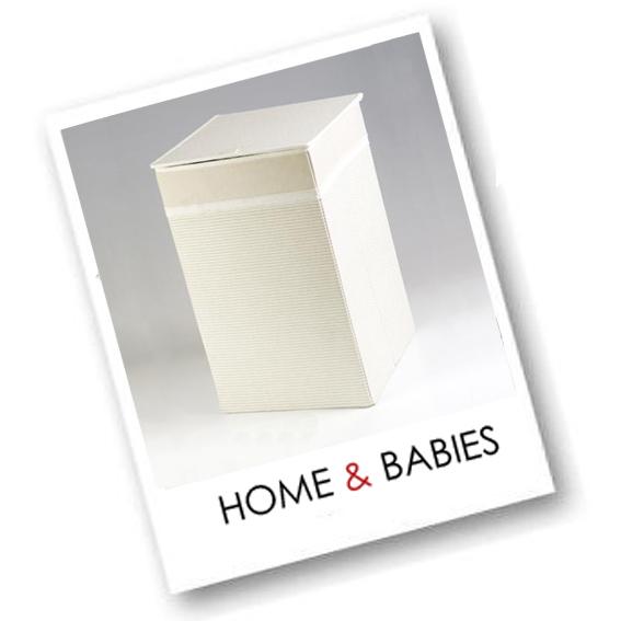 Home babies tienda fisica y online bebes para poner - Cubos para la ropa sucia ...
