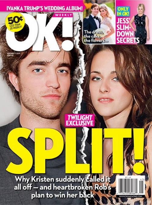 Download this Robert Pattinson And Kristen Stewart Breakup picture