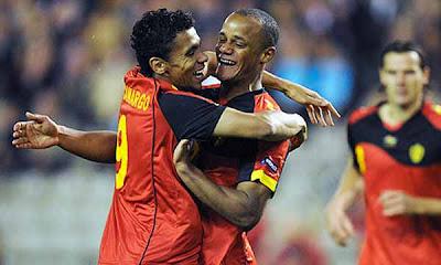 Belgium 4 - 1 Kazakhstan