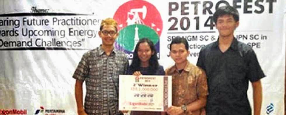 Generus LDII Juara Pertama Lomba Kompetisi Perminyakan Se-Asia Pasifik
