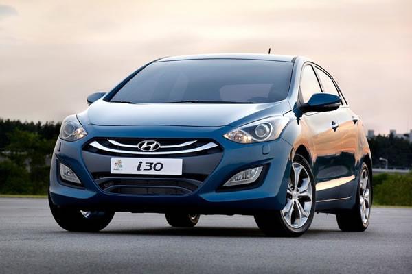 auto Hyundai I30 2014