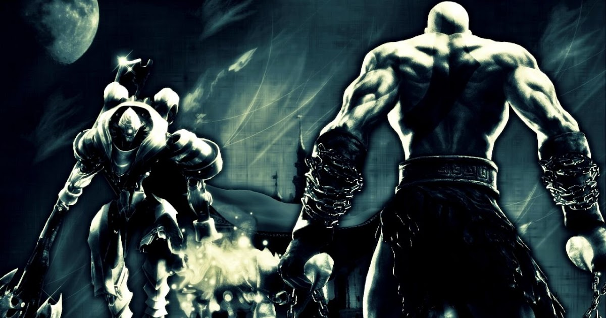 Mueble Aparador Gris Ceniza ~ Wallpaper Kratos God Of War (Deus Da Guerra) Game Blog