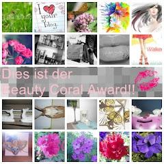 Coral Blog Award