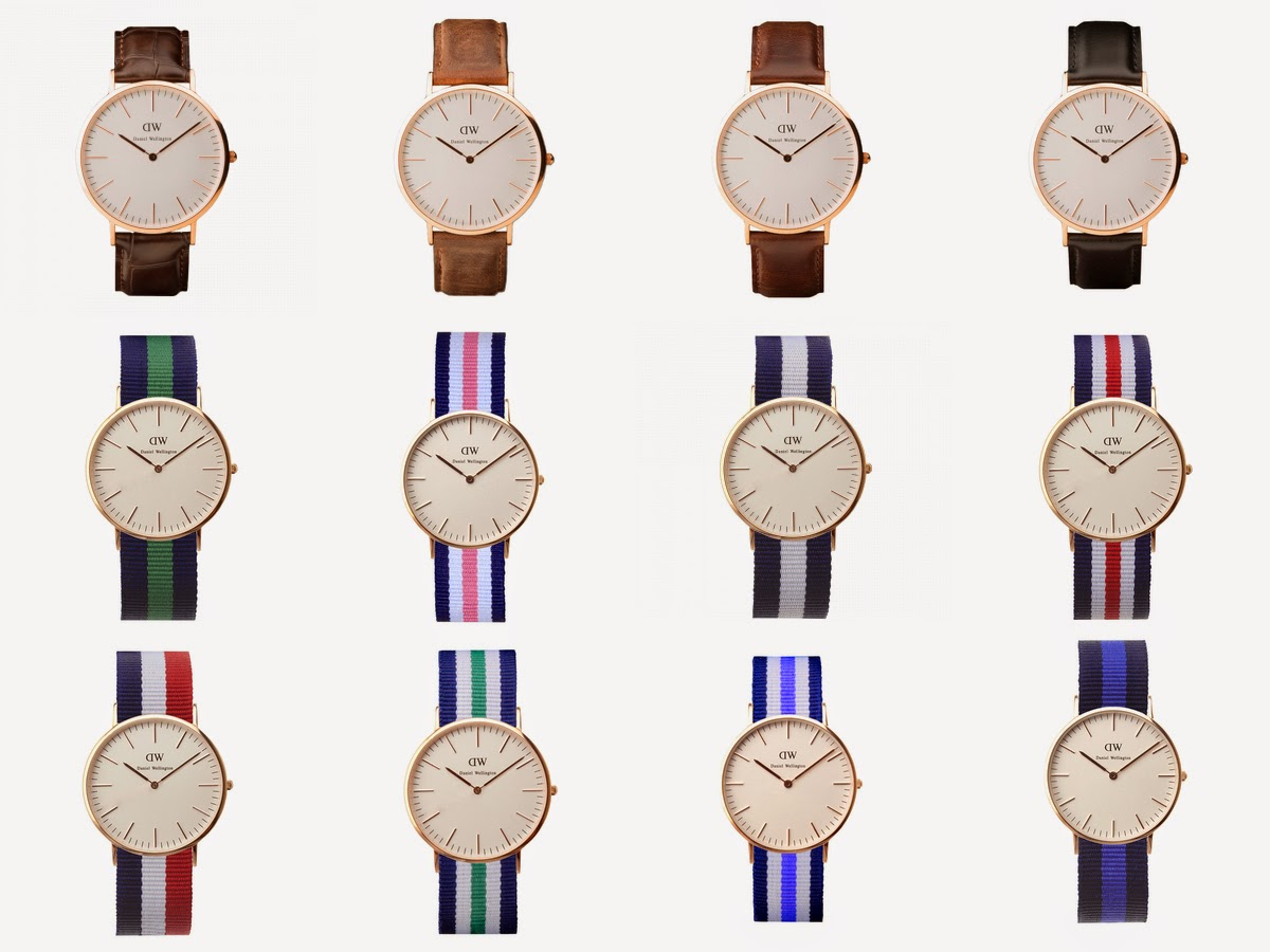 🇬🇧 the daniel wellington experience danielwellington com uk