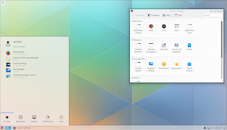 Kubuntu 14.10 Plasma 5