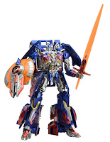 Transformers Series AD31 Armor Knight Optimus Prime