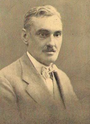 El problemista de ajedrez Dr. Esteban Puig y Puig, en 1932