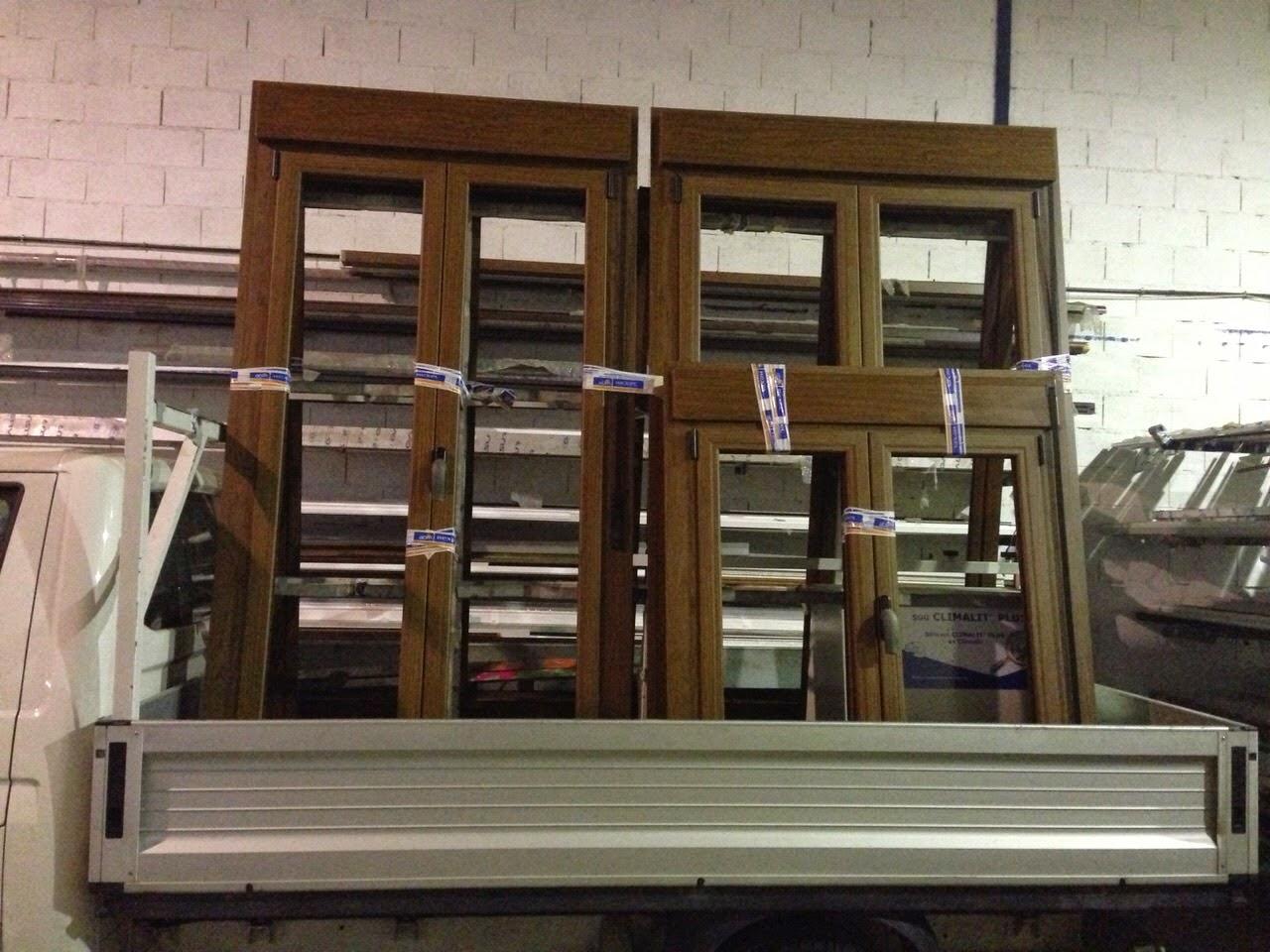 Carpinteria de aluminio en granada ventanas for Carpinteria aluminio