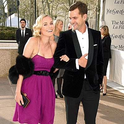 la petite robe noire couples joshua jackson diane kruger. Black Bedroom Furniture Sets. Home Design Ideas