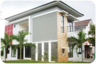 model rumah mewah minimalis