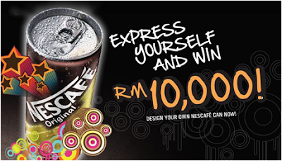 Nescafe 'Chill-Lah Express' Contest