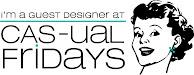 Guest Designer @ CAS-ual Fridays
