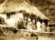 Casa Hijas de Ma. Auxiliadora Año 1900