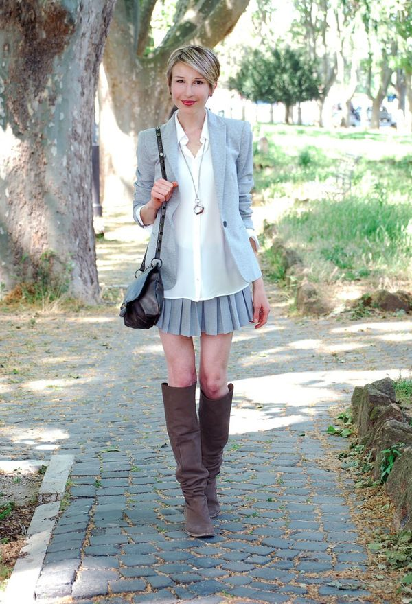 Ideas de outfits con botas de moda