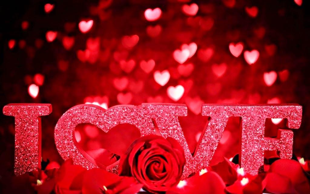 Frases De San Valentín: I Love You