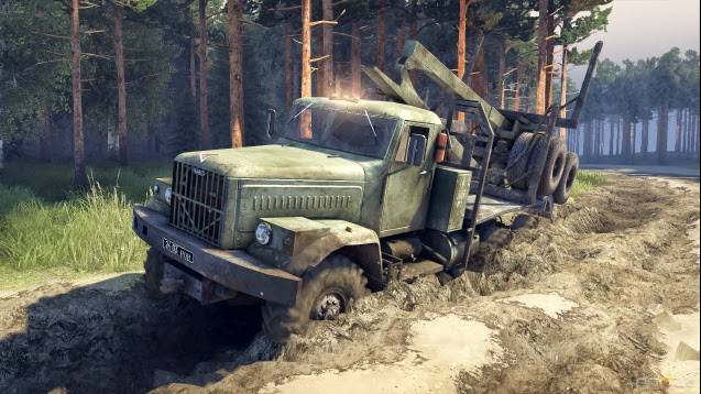 Download Spintires 2014 Repack For PC Gratis