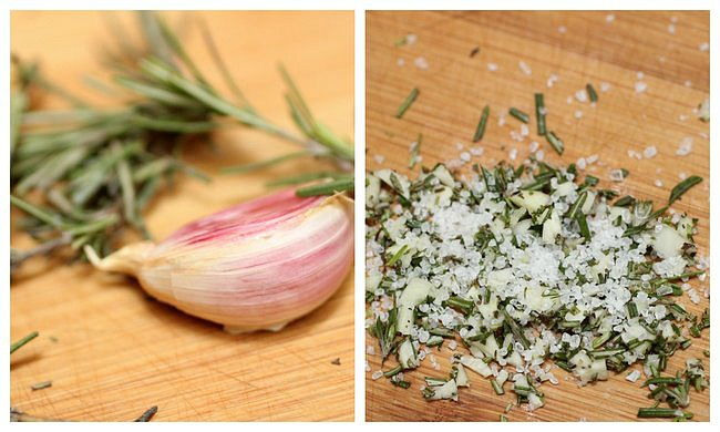 rosemary garlic steak steamy kitchen recipes rosemary garlic steak ...