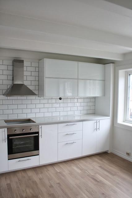 Charme france: kjøkken før og etter