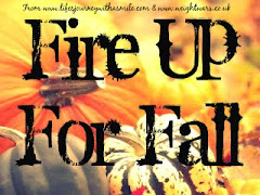 Fire Up For Fall Challenge!