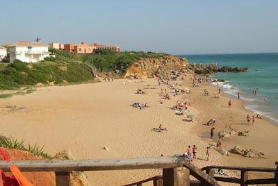 Cala en Conil de la Frontera - Cádiz