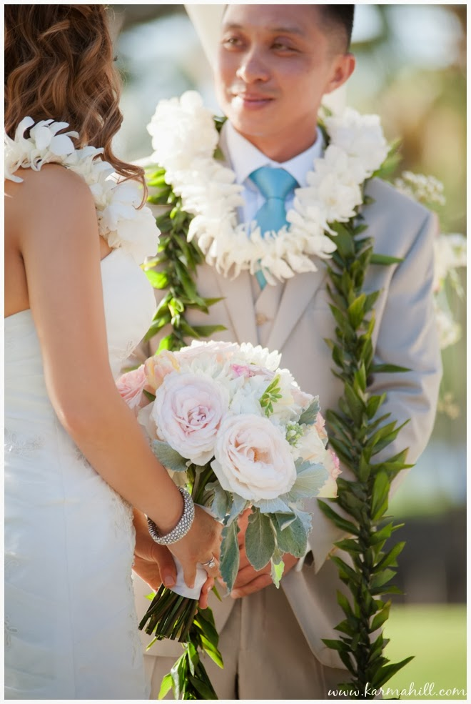 Monica Amp Georges Maui Wedding At Gannons By Simple Maui