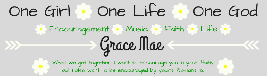 One Girl One Life One God
