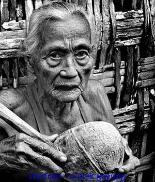 Nenek gayung - cerita kisah mistis di Jakarta