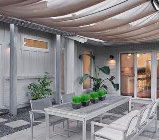 Fotos de techos techos para patios interiores - Cerramientos patios interiores ...
