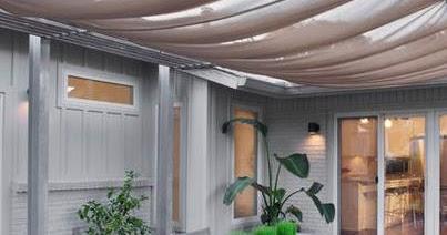 Fotos de techos techos para patios interiores - Fotos patios interiores ...