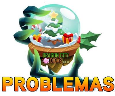 Problemas na Ilha Aventura na Neve