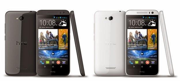 Spesifikasi dan Harga HTC Desire 616