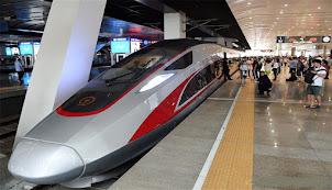 unos 52,6 millones de personas viajan en trenes de alta velocidad Beijing-Shanghái