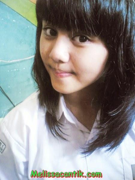 Gita Sherillia, Cewek SMA Bogor Cantik Jelita Belajar Modeling Terbaru