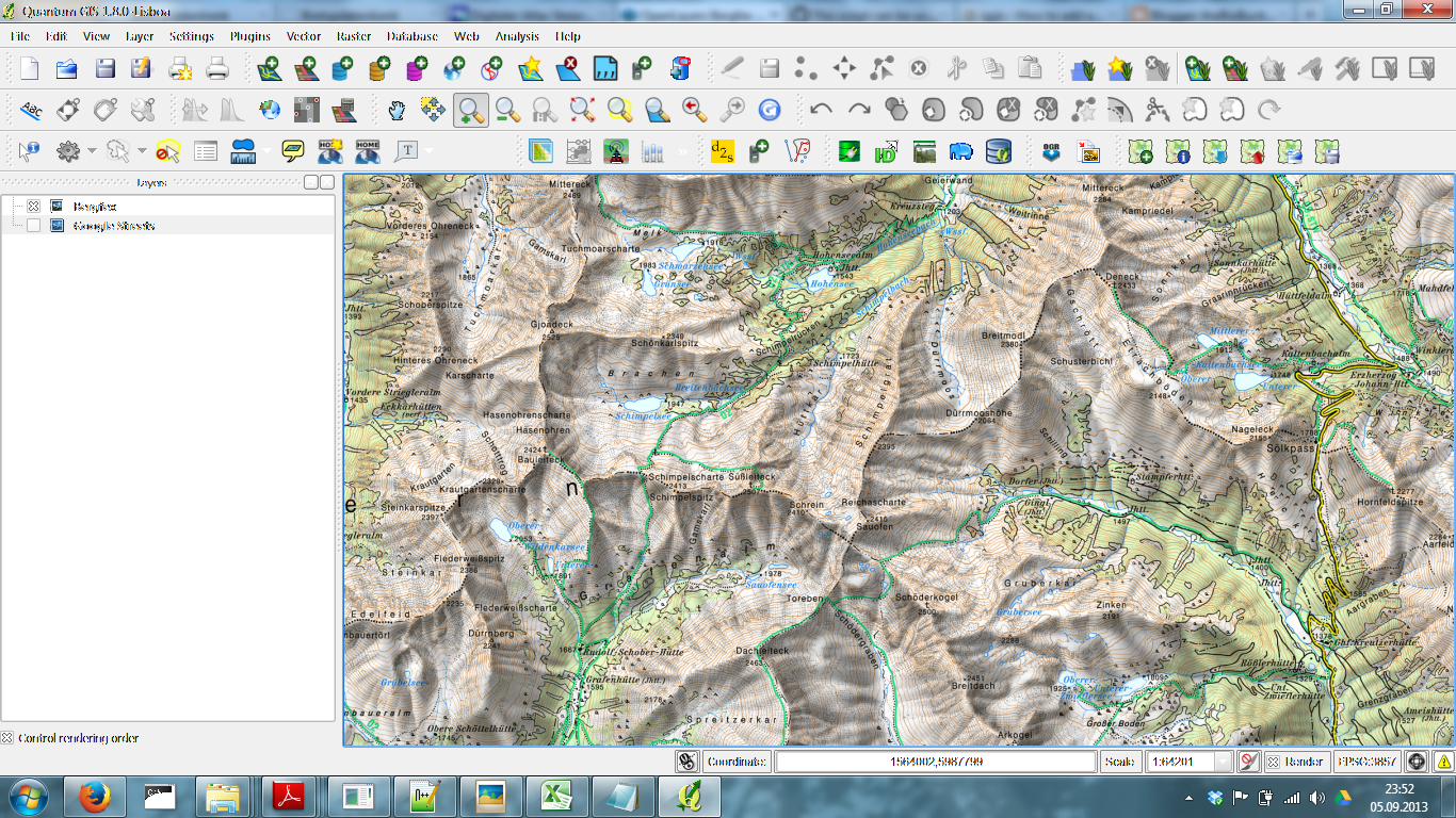 Thebiobucket quick tip for austrian qgis users how to use bergfex