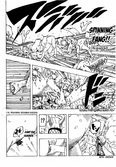 Komik Naruto 633 Bahasa Indonesia halaman 4