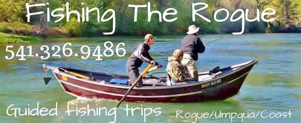 Rogue River Fishing Guides - Fishing Trips for Salmon and Steelhead
