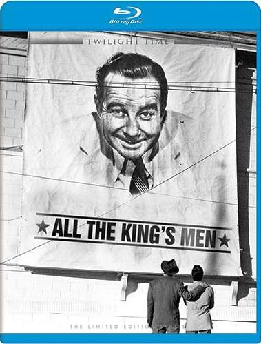 commentary all the kings men All the king's men (1949) approved | 110 min | drama, film-noir the rise and fall of a corrupt politician, who makes his friends richer and retains power by dint of.