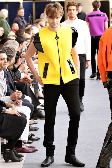 Pierre Cardin Spring-Summer 2013 Paris Men's Fashion Week