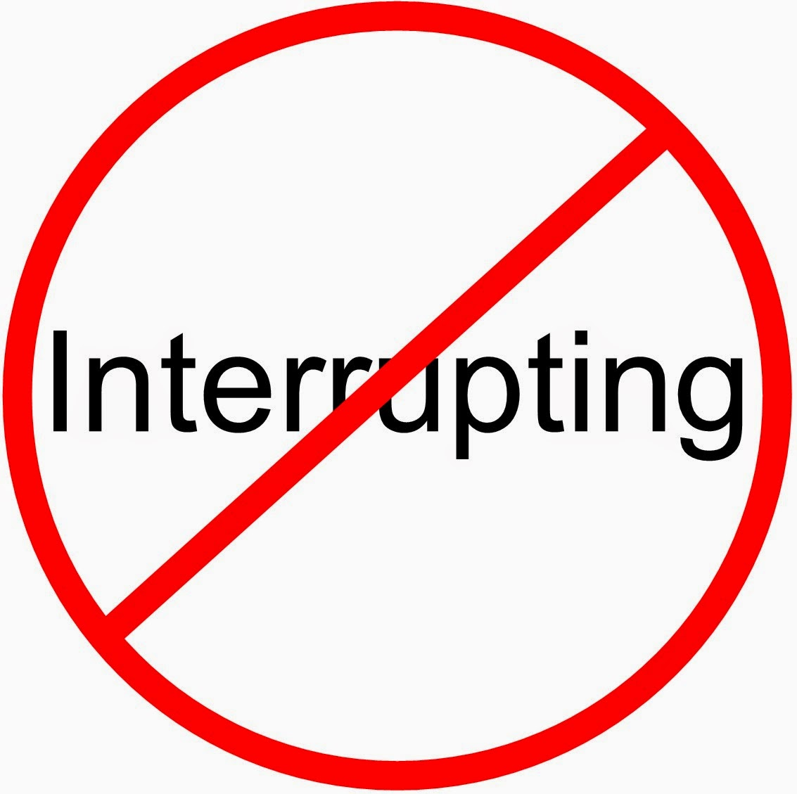 Proverbs 31 Woman: Teaching Children to Not Interrupt