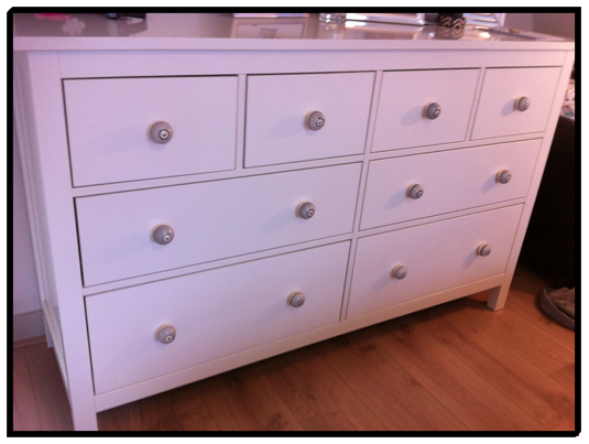Pottering on IKEA HEMNES HACK