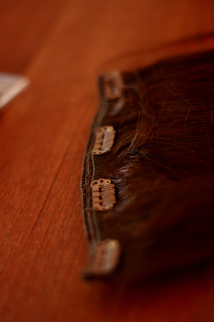 Review: Zascha Clip In Hair Extensions